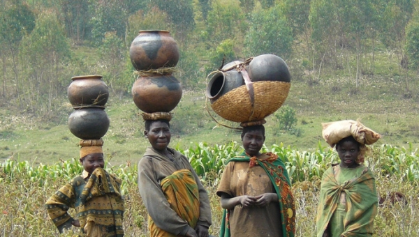 Women Batwa and the Land